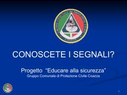Quiz - Segnali