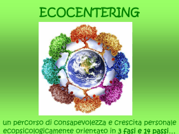 abbraccio - Ecocentering