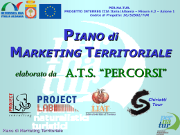 Presentazione slide in power point