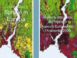 01d - Sprawl Sfida Europea