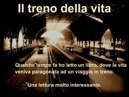 Il treno della vita - DiocesiCastellaneta.net