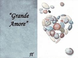 Grande Amore - Amnesia International