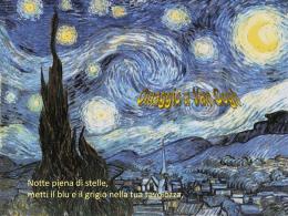 Omaggio a Van Gogh