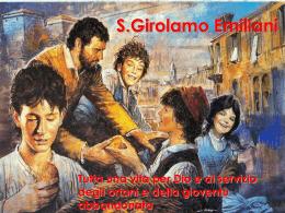 Diapositiva 1 - Istituto San Girolamo