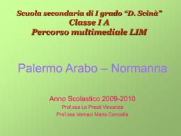 LIM Arabi a Palermo