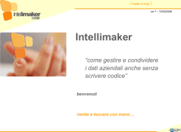 Intellimaker - IT Solving srl