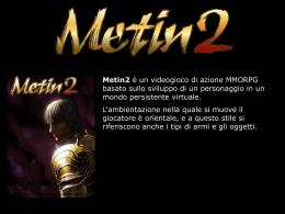Elena parla di Metin2