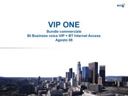 1 Offerta BT Business voice VIP