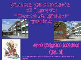 BaSeBaLl - Scuola Media Statale Dante Alighieri