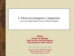 presentazioneAfricaVico9Dicembre2011
