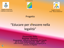 (classe III B) Raccolta Differenziata