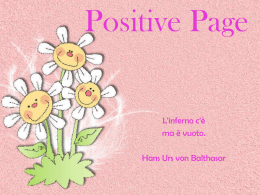Positive Page