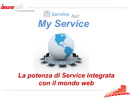 My Service:: CallManager