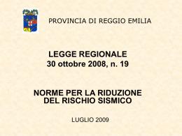 2 - Provincia di Reggio Emilia