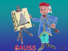 Gauss - mini lezioni