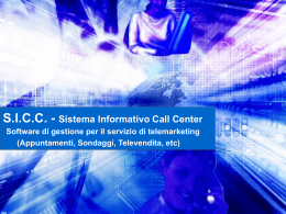 SICC - Power Telemarketing