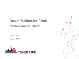 Youinparliament