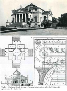 Palladio, 1 Villa Capra, detta la Rotonda. 2