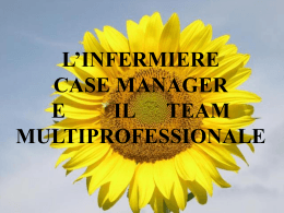 IL CASE MANAGER - Virgilio Siti Xoom