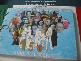 150 anni di emozioni