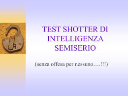 test intelligenza 1