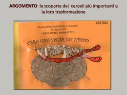 Laboratorio ambientale Scuola San Vincenzo.