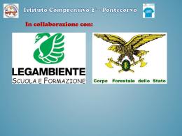 Talenti e Germogli 2015 - Istituto Comprensivo 2 di Pontecorvo