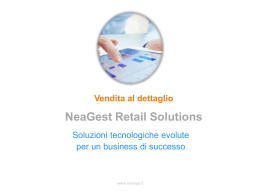 NeaGest Retail Solutions