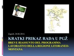 PowerPoint prezentacija, autor Mr.sc. Branko Lakner, dr. med.