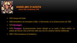 Anselmo d`Aosta
