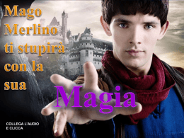 Mago Merlino by flaber