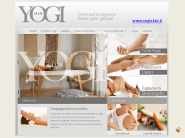 Diapositiva 1 - corsi yoga pescia