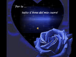 Per te amore1 - WordPress.com