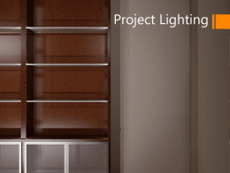 Project Lighting