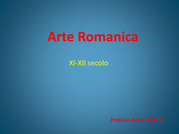 Il Romanico - WordPress.com
