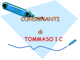 1 consonanti - WordPress.com