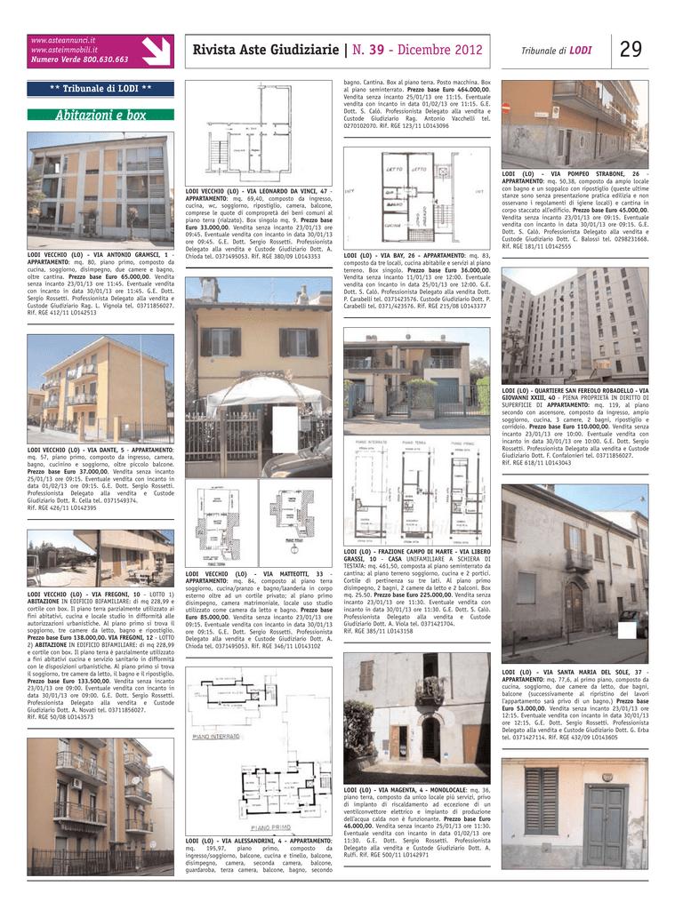II parte - file PDF - Rivista Aste Giudiziarie