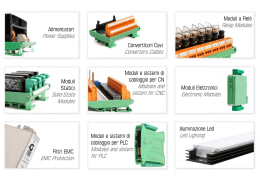 Power Supplies Converters Cables Relay Modules