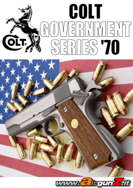 Colt Government Series `70