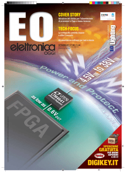 tech-focus - Elettronica Plus