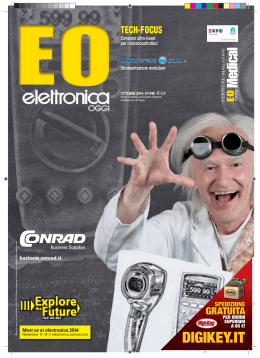 EDA/SW/T&M - Elettronica Plus