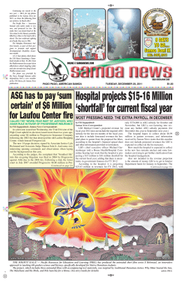 Hospital projects $15-16 Million `shortfall` for current