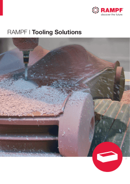 RAMPF I Tooling Solutions