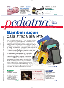 Scarica Pediatria 11 (2014) in PDF