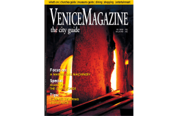 the city guide - Venice Magazine