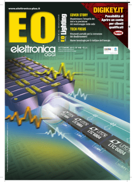 Lighting - Elettronica Plus