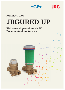 JRGURED UP - Documentazione tecnica (PDF