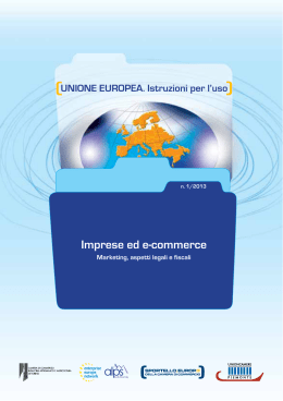 Imprese ed e-commerce. Marketing, aspetti