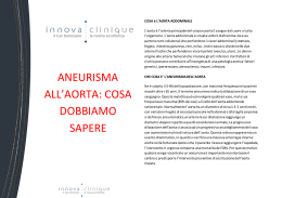 Aneurismi - Innova Clinique