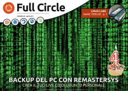 FCM 48 italiano - Full Circle Magazine